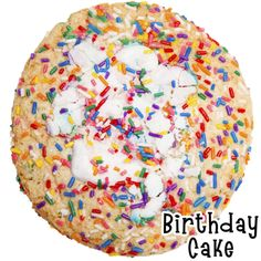 Customers can buy and send gourmet cookies. Yo' Dough provides cookie delivery services all Canada and the USA. Cute Cakes, Yummy Cakes, Cookie Delivery, Cookie Cake Birthday, Gourmet Cookies, White Icing, Let Them Eat Cake, Cake Cookies, Sprinkles
