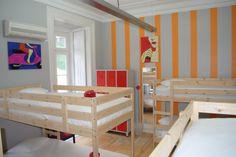 PH Hostel è un ostello a Lisbona che per gli studenti Erasmus propone sconti 3x2 o 5x4, oltre all'uso gratuito delle lenzuola e di internet wi-fi e la colazione inclusa!