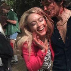 Billie Lourd, Billie Catherine Lourd, American Horror Story 3, Ahs Cast, Hot Vampires, Misty Day, Aesthetic Grunge, Film Stills, Celebs