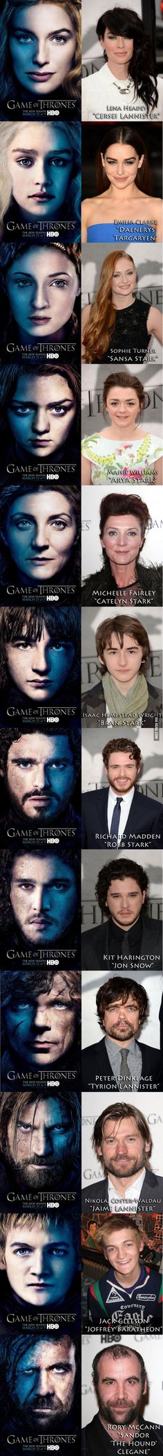 When you play a game of thrones you win or you die.