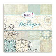 Baroque - Bloc 20 x 20
