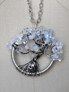 Winter is Coming Tree of life by PhoenixandDragon on Etsy