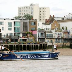 Diana during the Annual Thames Barge Driving Match on Saturday.