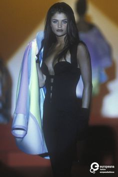 Helena - Gianni Versace, Autumn-Winter 1991, Couture