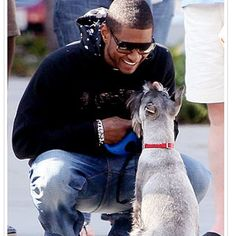 Even Usher knows what's up!