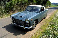 Lancia Appia Coupé Pininfarina-1962