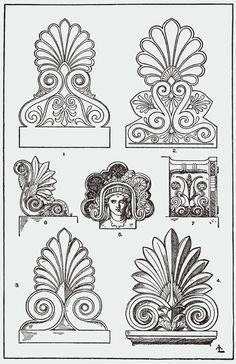 Orna105-Stirnziege - Palmette - Wikipedia, the free encyclopedia