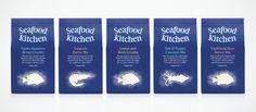 Seafood Kitchen — The Dieline