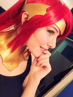 Pyrrha Nikos Cosplay Build