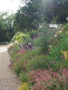Gravetye Manor garden: The English flower border has never looked better Countryside Style, England Countryside, Gravetye Manor, Road Trip Uk, Road Trip Photography, Manor Garden, English Country Decor, Plants, Gardens