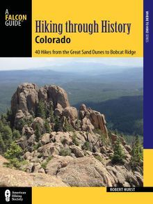 Title details for Hiking through History Colorado by Robert Hurst