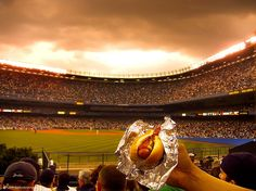 The Green Sports Movement's Next Horizon: Game-Day Food #greensports