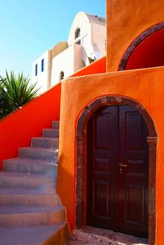Great colors!! looks like this would be in Greece