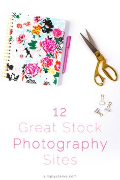 12 Great Stock Photography Sites - Simply Clarke