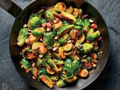 Smoky Brussels Sprouts Recipe | Cooking Light