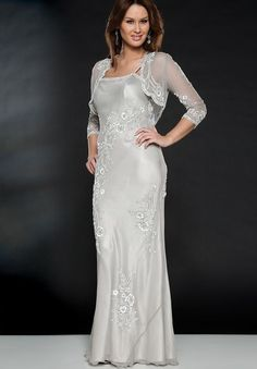 Mother of the Bride Dresses with Jackets  be51c5f2f230