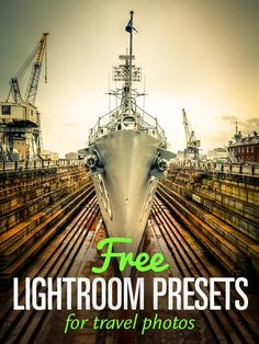 Free Lightroom Presets – TRAVEL 42 Preset Collection!
