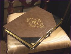 Steampunk Laptop pc