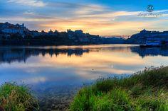 Ribeira, Porto - Calm morning at Ribeira, Porto