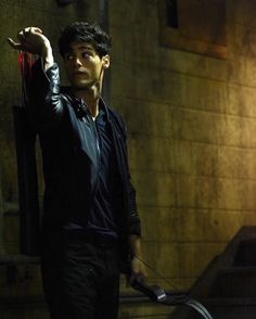"""EXCLUSIVE Photo #Shadowhunters Episode 7 Alec Lightwood @MatthewDaddario Via Shadowhunterstv.com @MundieMoms"""