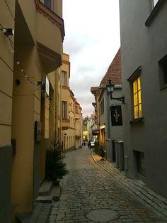 Tallinn oldtown