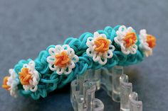 Ruffles-and-Water-Lilies-Bracelet