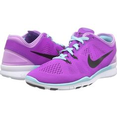 New.Nike Womens Free 5.0 Athletic Running Shoes Train harder with just enough cushioning and support and none of the extra bulk in the Nike Free 5.0 Training Shoes. Designed to mimic the feel of bare feet, these trainers offer you a full range of motion and the ultimate in comfort, helping you to embrace more natural movements.Color: Vivid Purple Black Fuchsia Glow ✅New in box.No Trades Nike Shoes Athletic Shoes