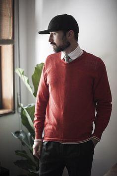 #camo #camobystefanoughetti #camofactory #stefanoughetti #biella #madeinitaly #FW14 #red #menswear #mensfashion #men #fashion #style