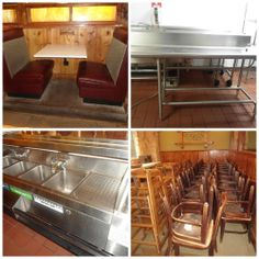 Just listed, restaurant equipment and fixtures online auction.  More details coming soon. Catalog available soon.  Auction will end Feb. 25th, 2 pm (est).  Ayers Auction and Real Estate, Lic#3949, Oneida, Tn.  15% Buyer's Premium.