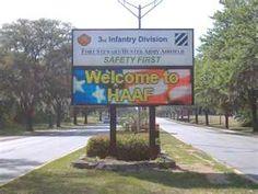 Hunter Army Airfield, Savannah, Georgia