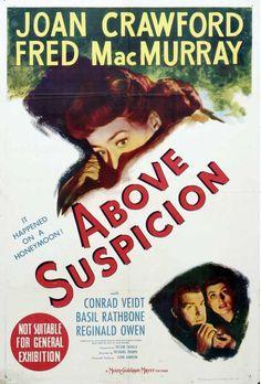 """""""Above Suspicion"""" (1943)"""