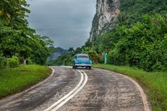 Roads End.