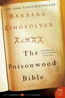 The Poisonwood Bible - 31 Days of Great Books - Book 26