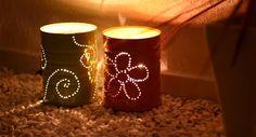 Ganhar dinheiro com artesanato - luminárias