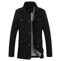 FASHION Plaid Lined Jacket