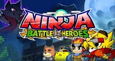 Ninja Battle Heroes [Decrypted] 3DS (EUR/USA) ROM eShop - https://www.ziperto.com/ninja-battle-heroes/