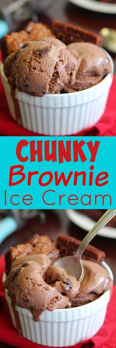 Eat Cake For Dinner: 101 Gourmet Ice Cream Creations Review Plus Chunky Brownie Ice Cream