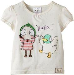 Sarah & Duck Hullo T-Shirt