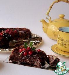 Постный торт с кремом из кокосового молока и карамели рецепт с фото » Кулинарные рецепты с фото