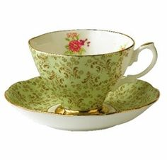 Royal Albert - Archive Collectable Teas - Series Apple