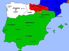Al Ándalus: El Califato de Córdoba cuando Córdoba era un centro principal del imperio árabe que extendía desde Damasco hasta el Océano Atlántico.