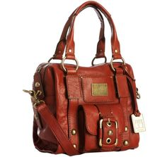 I'm not a purse person. But this is Frye.