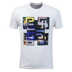 GIVENCHY Styled  Print Tshirt
