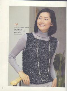 Красивое вязание крючком ( японский журнал). Обсуждение на LiveInternet - Российский Сервис Онлайн-Дневников