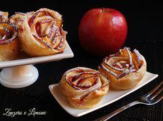 Rose di mele - ricetta semplice