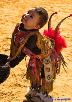 Native American child  #world_cultures