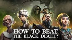 How To Beat the Black Death With MORE DEATH! - Civ 6 Is A Perfectly Bala... Black Death, Civilization, Beats, Game, History, Historia, Gaming, Toy, Games