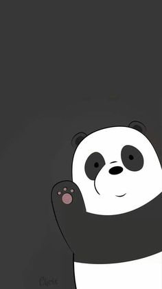 We Bare Bears Wallpaper, characters, games, baby bears episodes Cute Panda Wallpaper, Cartoon Wallpaper Iphone, Disney Phone Wallpaper, Bear Wallpaper, Kawaii Wallpaper, Trendy Wallpaper, Cute Wallpaper Backgrounds, Aesthetic Iphone Wallpaper, Screen Wallpaper