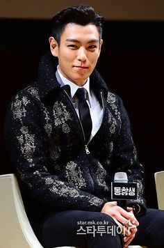 "TOP (Choi Seung Hyun) ♡ #BIGBANG #KPOP - ""The Commitment"" Showcase Event"