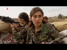 Kampf für Freiheit - Kurdistans Kriegerinnen